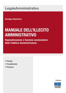 manuale dell'illecito amministrativo